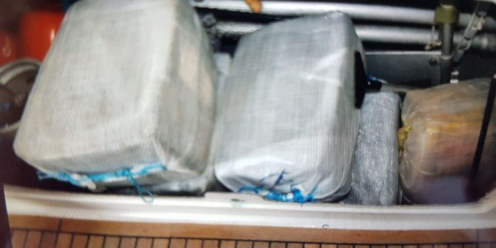 Drugs Found On Yacht Off UK Co...