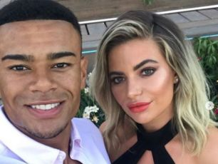 Megan & Wes From Love Island Are In Dublin Today