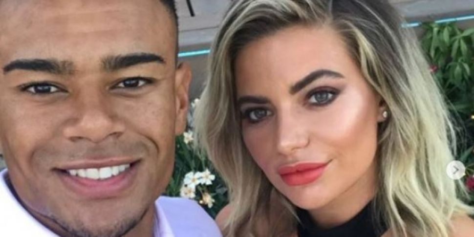 Megan & Wes From Love Island A...