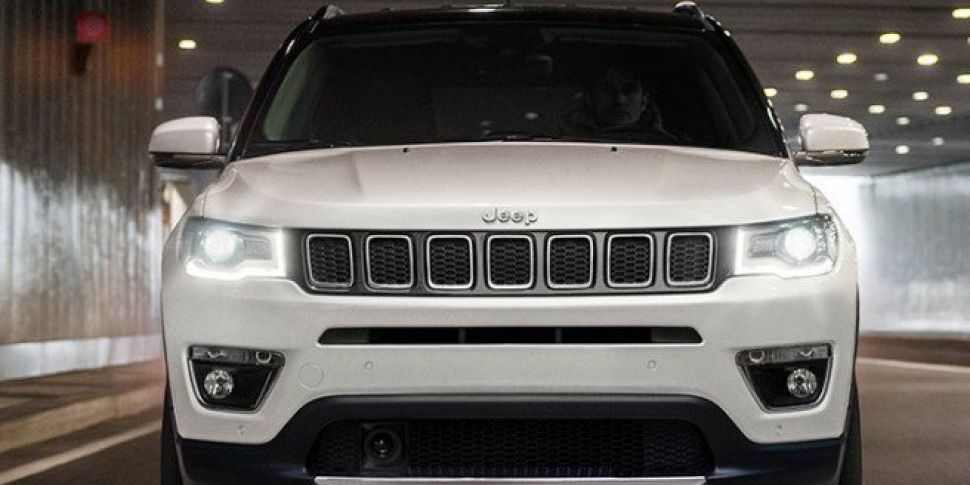 The Jeep Compass: An American...