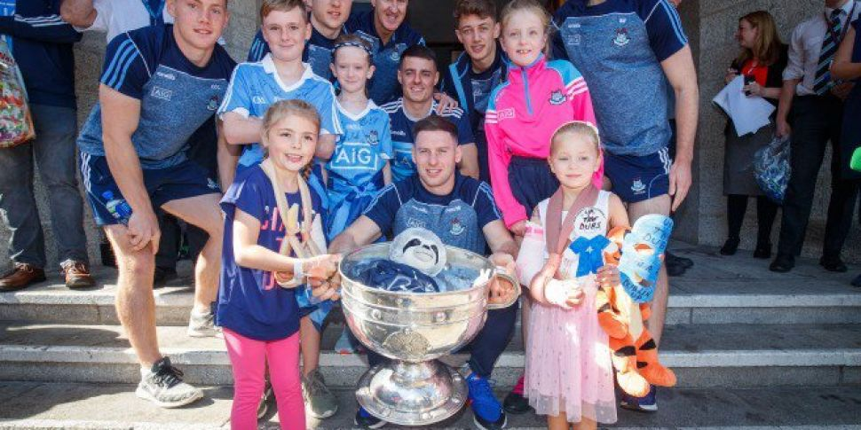 The All-Ireland Champions Visi...