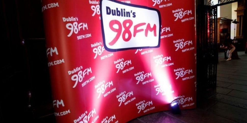 98FM Nominated For 17 IMRO Awa...