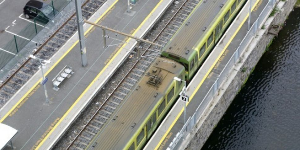 Irish Rail Working To Fix 10 M...