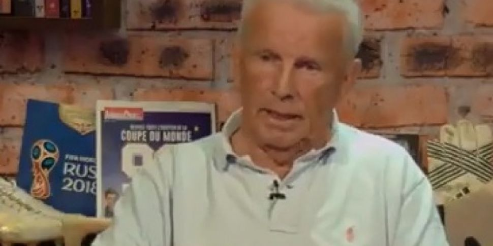 John Giles puts the boot into...