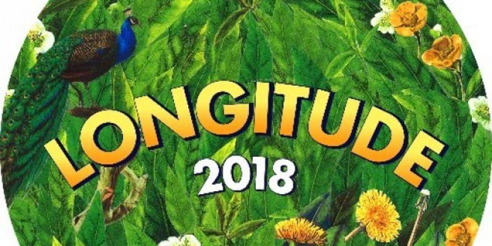 Longitude 2018 Line Up Announc...