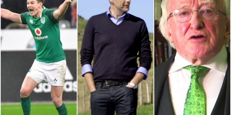 Dermot Bannon And Johnny Sexton Named Ireland's Most Influential Dads