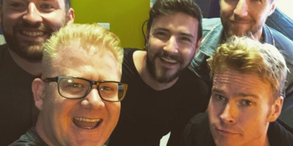 Kodaline Are Supporting Belgium in The World Cup For A Very Specific Reason