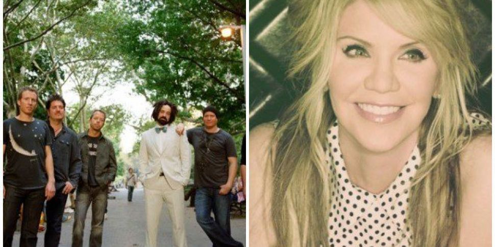 Counting Crows & Alison Krauss...