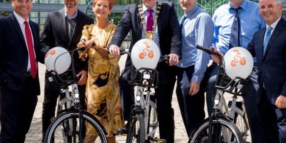 Fingal Gets First Bike Sharing Scheme