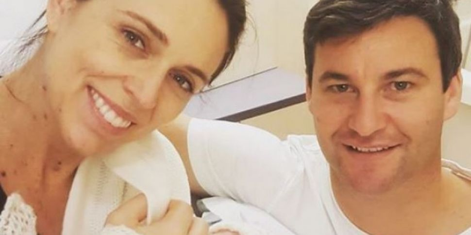 New Zealand PM Gives Birth To...