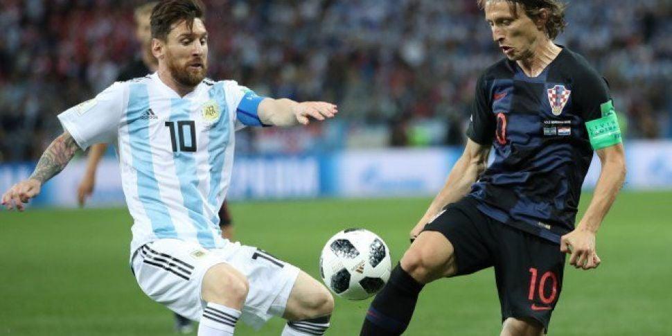 "John Giles on Messi | ""I t..."