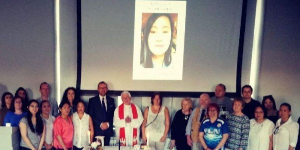 Remembrance Mass Held In Dubli...
