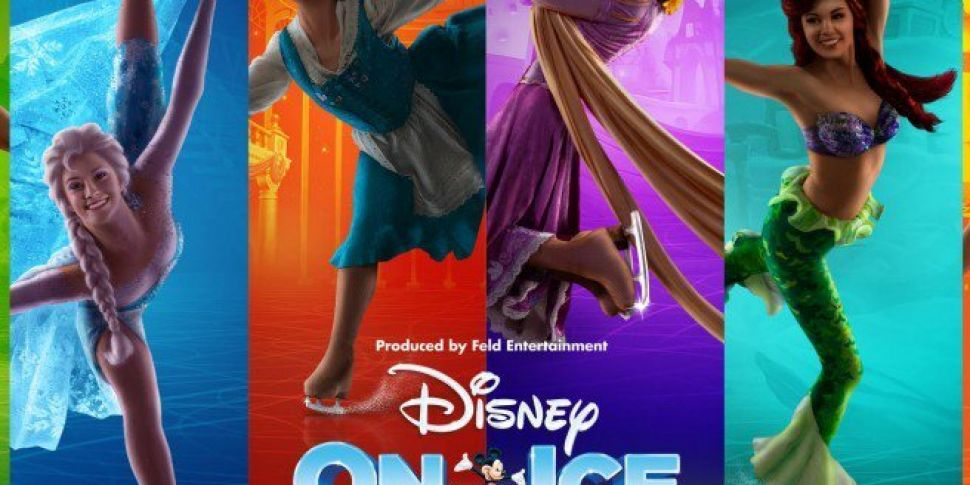 Disney On Ice Is Coming To Dub...