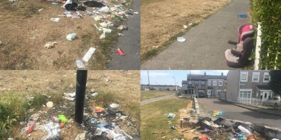 Darndale Locals Sickened By Wh...