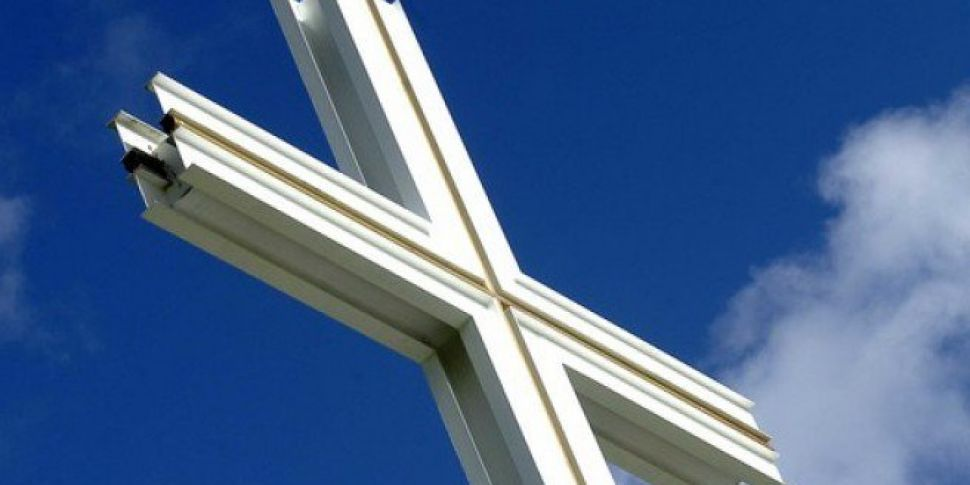 Water Used To Wash Papal Cross During Hose-Pipe Ban