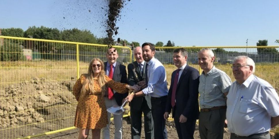 Work Begins On New Homes At O&...