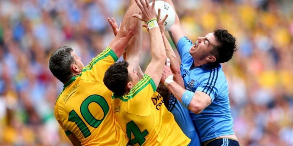 Should Dublin Vs Donegal be mo...