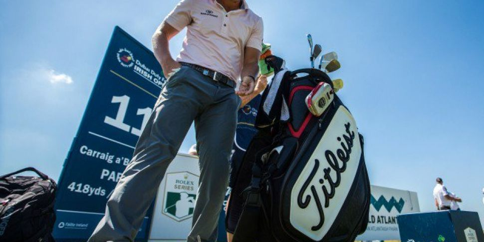 """""""It took me by surprise"""" - Paul Dunne discusses Irish Open Round 1 errors"""