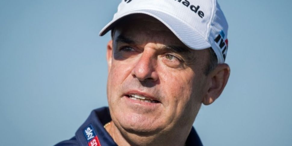 Paul McGinley weighs in on Ror...