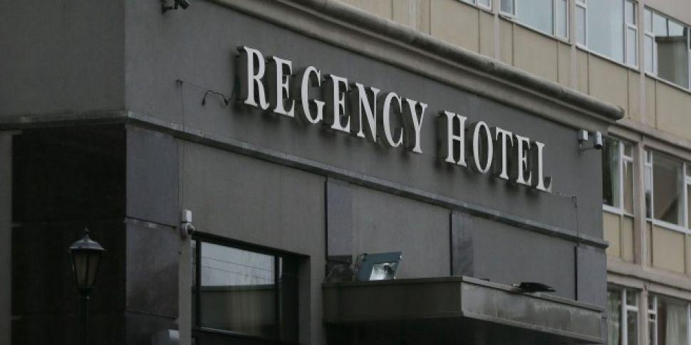 Regency Hotel Murder Trial Adj...