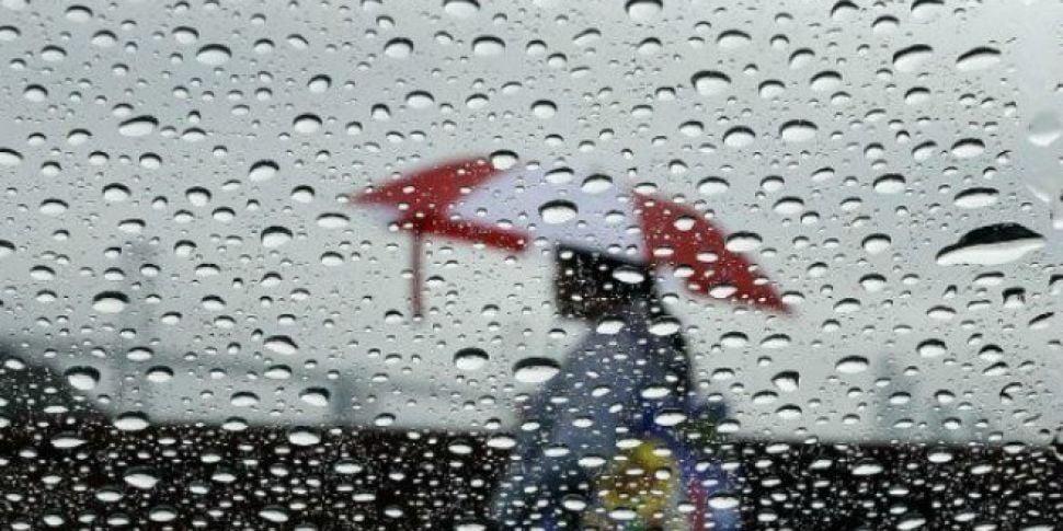 Rain Forecast This Week