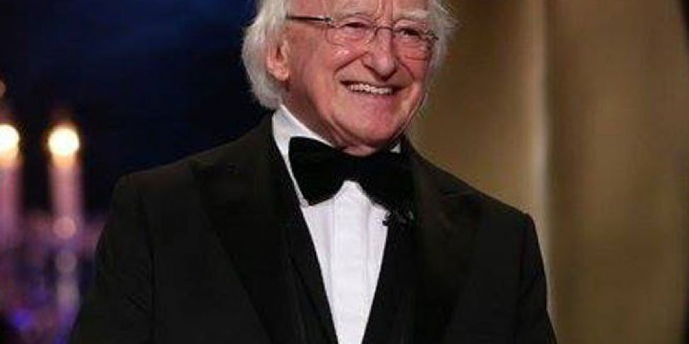 Michael D Higgins To Run For S...