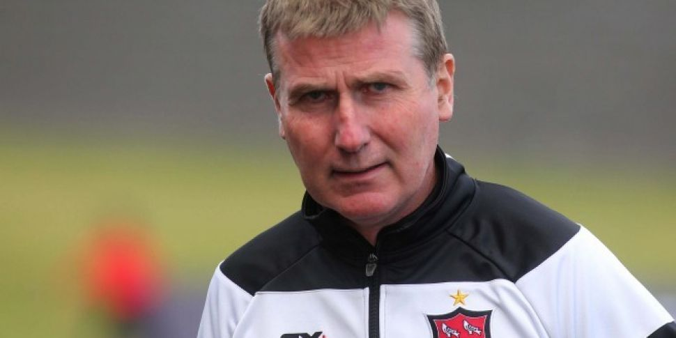 Stephen Kenny on Levadia Tallinn and the roots of Dundalk's superb form