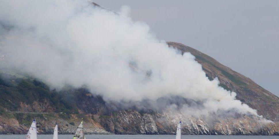 Fire Shuts Down Bray Greystone...