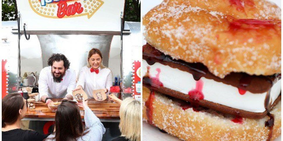 An Iceberger Bar Is Coming To...