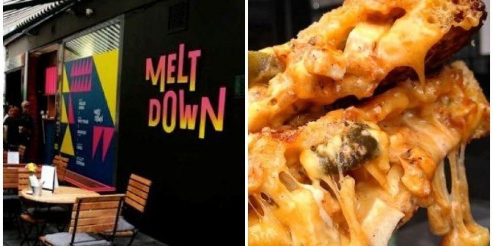 Meltdown Opens In Temple Bar