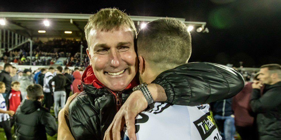 """""""You have to know there something out there greater than the matches you're playing in every week"""" - Stephen Kenny"""
