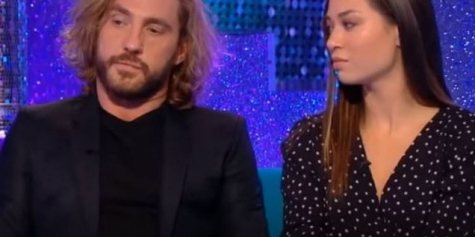 First Interview With Seann Walsh And Katya Jones