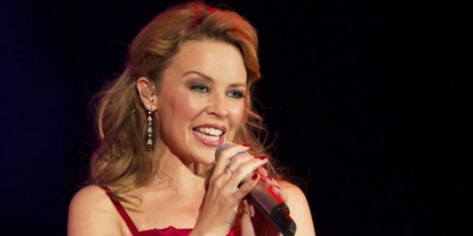 Kylie Minogue Reschedules Dublin Date