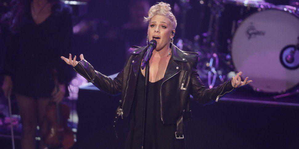 Pink Announces Dublin Concert