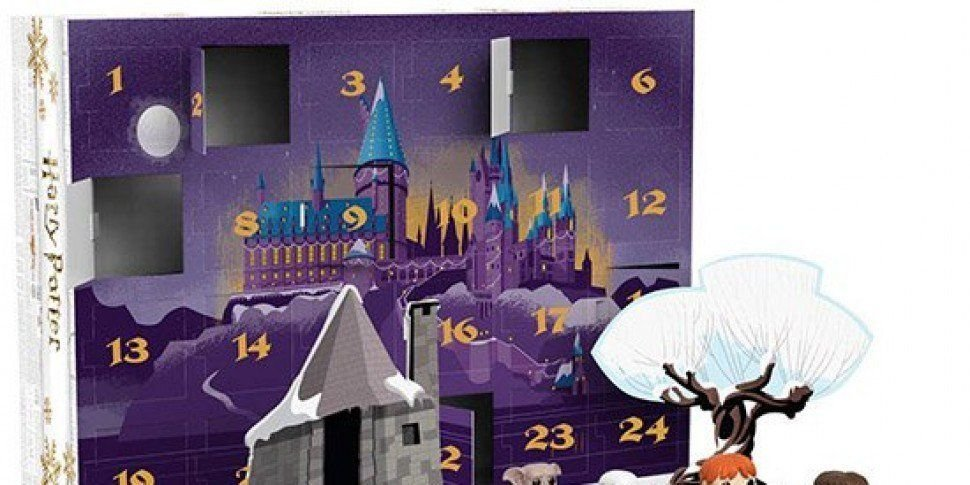 Harry Potter Advent Calendar.This Harry Potter Advent Calendar Looks Incredible Www 98fm Com