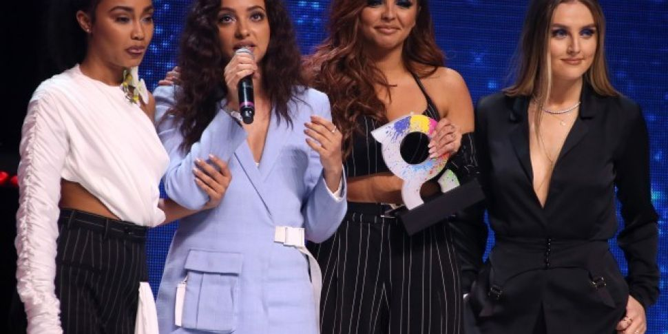 Little Mix Announce 3Arena Gig...