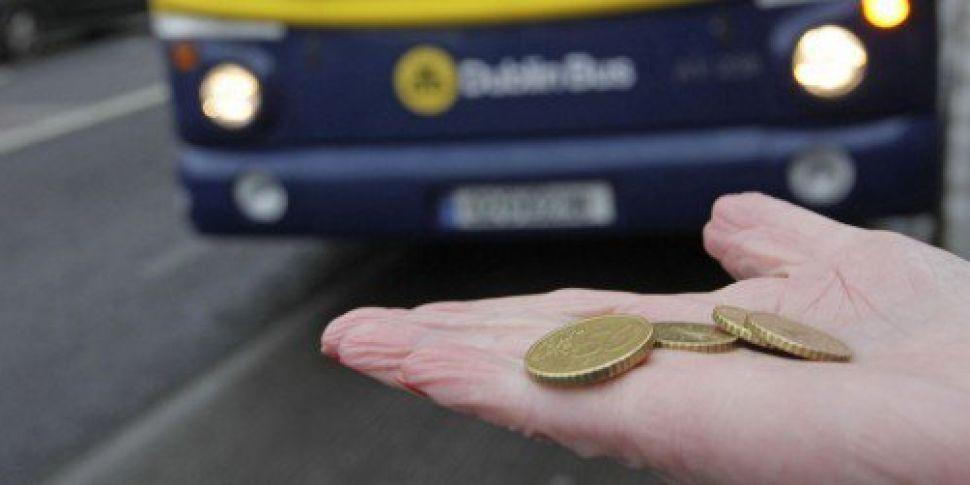 Some Dublin Bus, Luas & DART F...