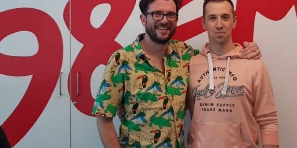 Kevin McGahern Chats to 98FM&#...