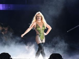 Britney Spears Announces Las V...