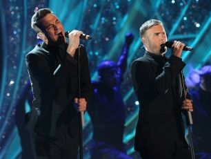 Could A Take That And Robbie Williams Reunion Be On The Cards?