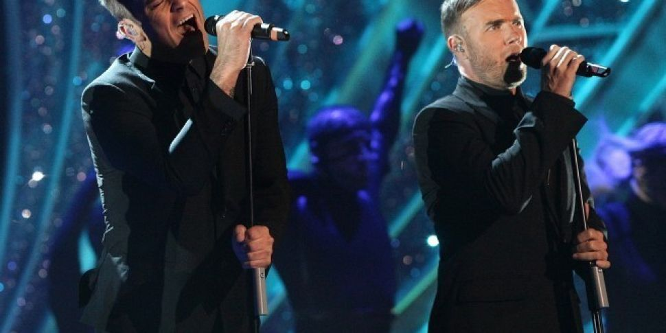 Could A Take That And Robbie W...