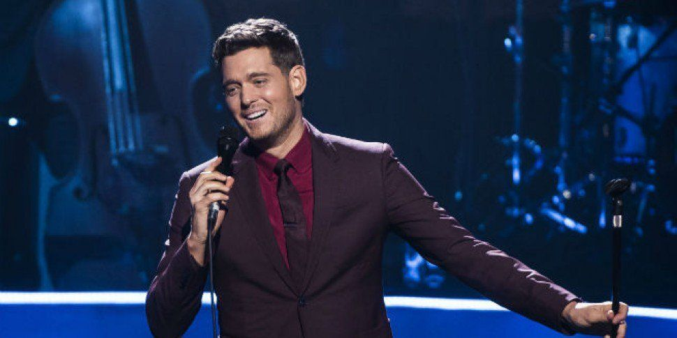 First Look At Michael Bublé&#...