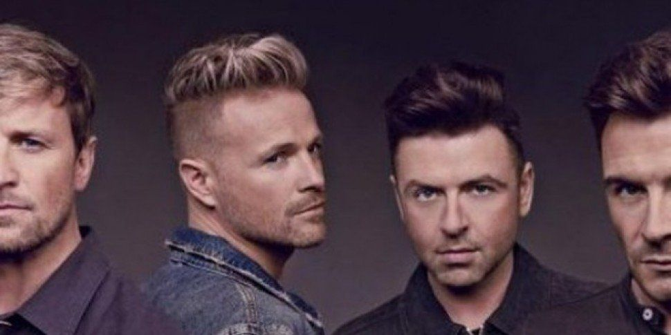 Westlife Announce Second Date...