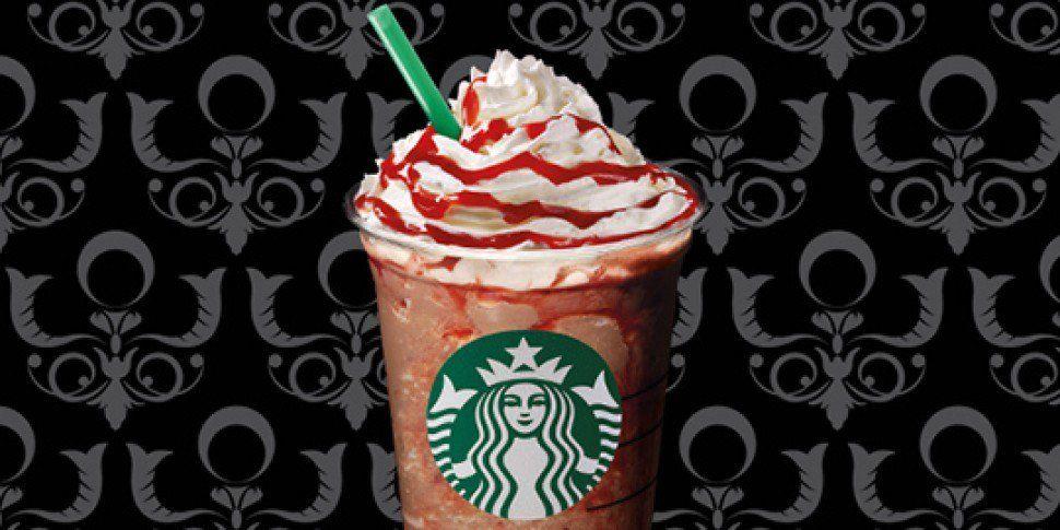 Starbucks Have A New Halloween...