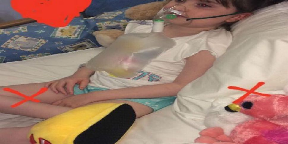 Mother Of Dying Girl Makes Hea...