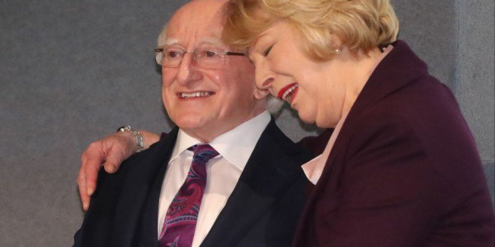 Higgins Re-Elected As Ireland&...