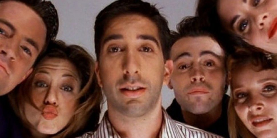 There's A Friends Quiz Hap...