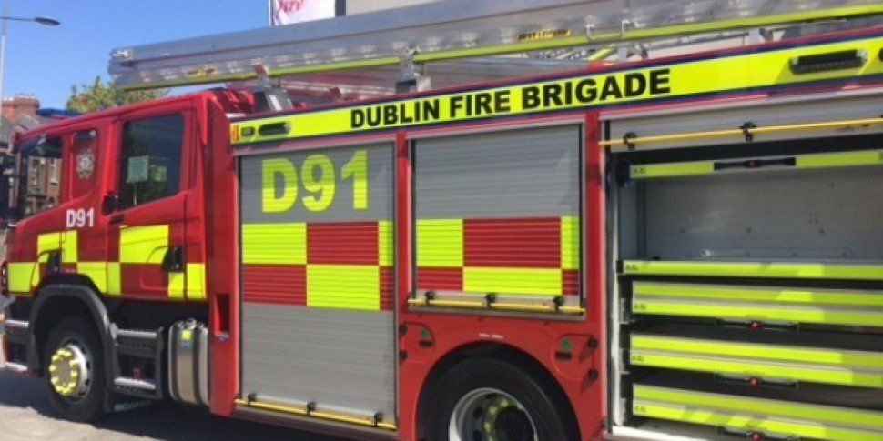 Dublin Fire Brigade Dealt With...