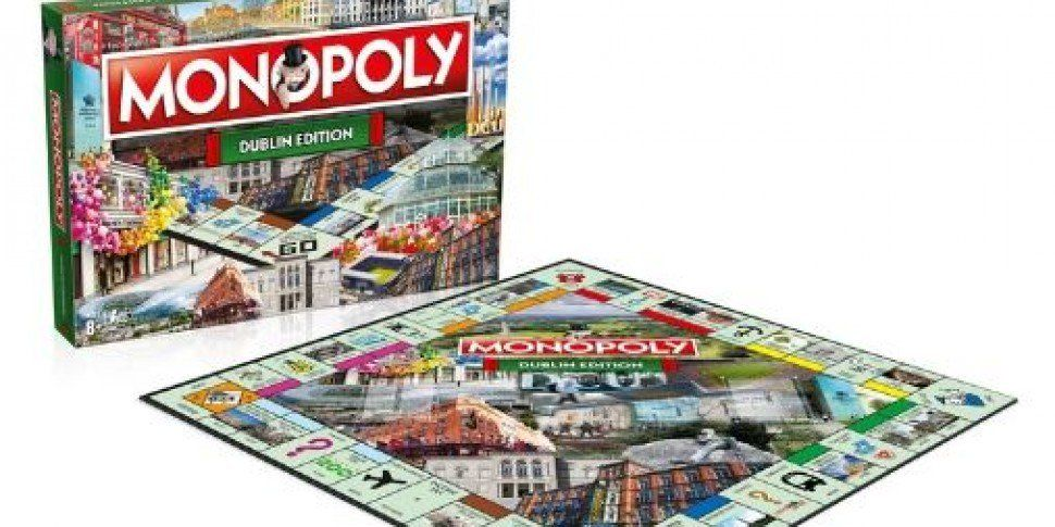 Places On New Dublin Monopoly...