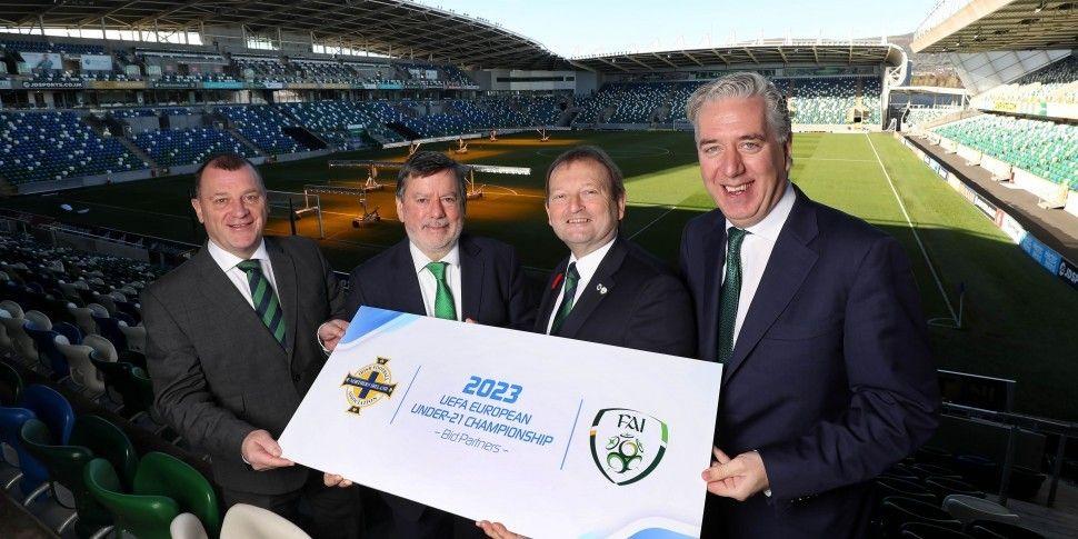 FAI and IFA announce joint bid...